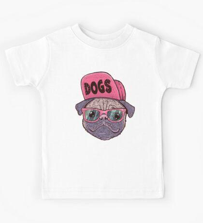 Dogs Kids Tee