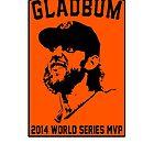 GLADBUM by Kirk Shelton