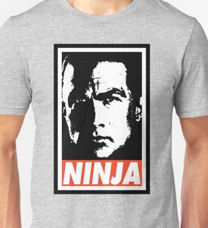 Steven Seagal - Ninja Unisex T-Shirt