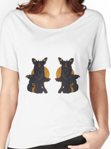 Umbreon (pattern) Women's Relaxed Fit T-Shirt