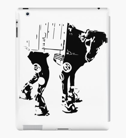 AT-ATDog#1 iPad Case/Skin