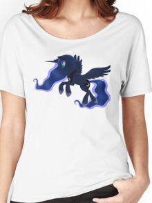 My little Pony: Friendship is Magic - Princess Luna - Night Flight Women's Relaxed Fit T-Shirt