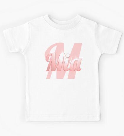 Baby Mia is a Superstar Kids Tee