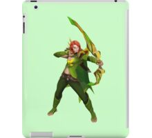 Dota 2 - Windranger [Vector] iPad Case/Skin