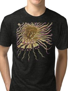 Radiant Buddha  Tri-blend T-Shirt