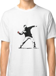 Banksy Pokeball Throw Classic T-Shirt