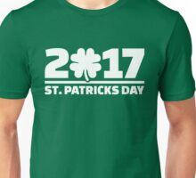 St. Patricks day 2017 Unisex T-Shirt