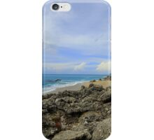 Calm Seacoast - Travel Photography iPhone Case/Skin
