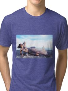Seaside Tri-blend T-Shirt