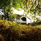 Covered bridges in Oregon by SandrineBoutry