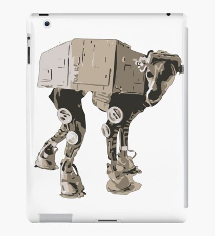 AT-ATDog#3 iPad Case/Skin