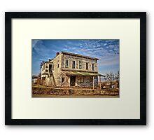Elberon Hotel 2 Framed Print