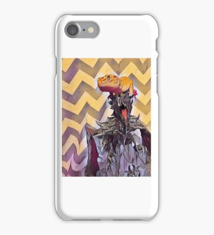 Alduin's apprentice  iPhone Case/Skin