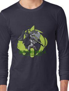 Genji Chibi Long Sleeve T-Shirt