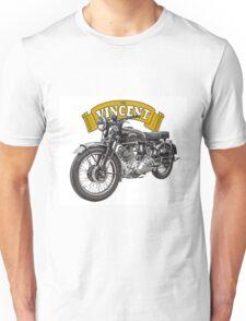 The Vincent Unisex T-Shirt