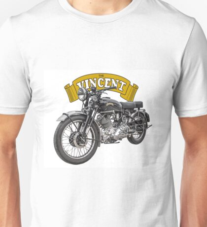 The Vincent Unisex T-Shirt