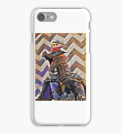 Dragon Gecko iPhone Case/Skin