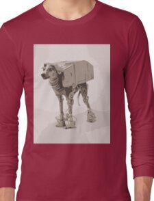AT-ATDog#4 Long Sleeve T-Shirt