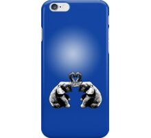 Elephants Love iPhone Case/Skin