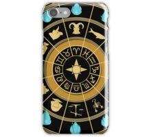 Saint Seiya Clock iPhone Case/Skin