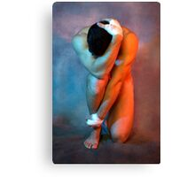wow mike  Canvas Print