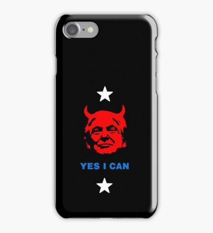 YES I CAN iPhone Case/Skin