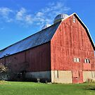 Red BArn by Graphxpro