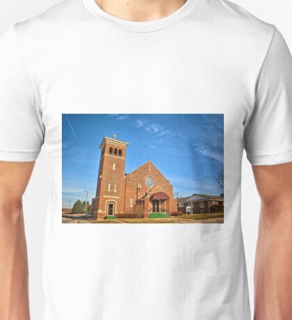 Clutier Community Center Unisex T-Shirt