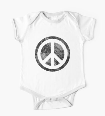 Peace Symbol - Dissd One Piece - Short Sleeve