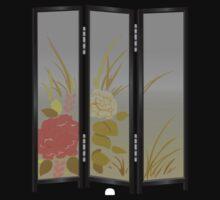 Glitch furniture largefrontfloordeco flower screen  by wetdryvac