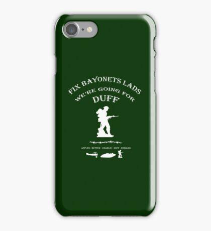 Battlefield Duff iPhone Case/Skin