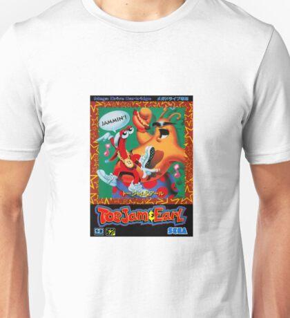 ToeJam And Earl T-Shirt Unisex T-Shirt