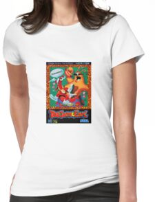 ToeJam And Earl T-Shirt Womens Fitted T-Shirt