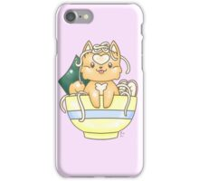 Noodle Shiba - Cute Dog Design iPhone Case/Skin