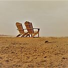 Beach Chairs by Graphxpro