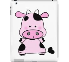Lady Moo Moo iPad Case/Skin