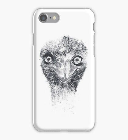 Hello, I am Ostrich iPhone Case/Skin