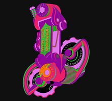 The World's Most Famous 70's Derailleur, One Cool Cat Unisex T-Shirt
