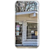 Buckingam Post Office iPhone Case/Skin