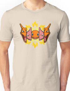 Fire Evolution  Unisex T-Shirt