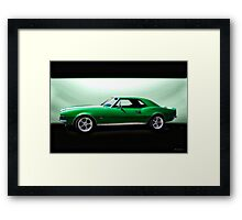 1967 Chevrolet Camaro RS Framed Print