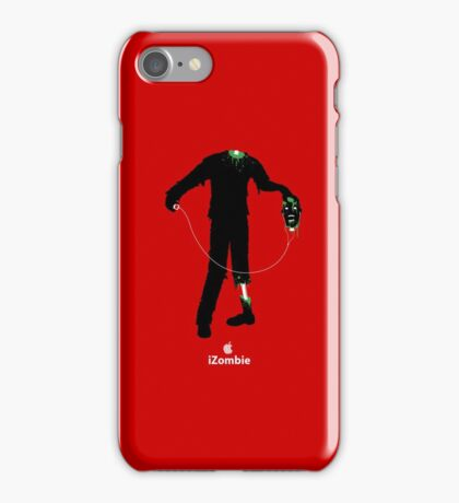 iZombie iPhone Case/Skin