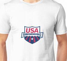 USA swimming Unisex T-Shirt