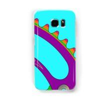 Psychedeli-Cat Chainring Samsung Galaxy Case/Skin
