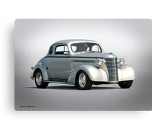 1938 Chevrolet Master Deluxe Coupe Canvas Print