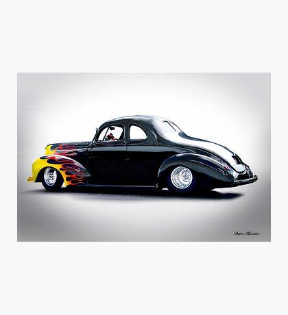 1940 Ford Coupe 'Studio' Photographic Print
