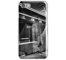 Sherbrooke urbain iPhone Case/Skin