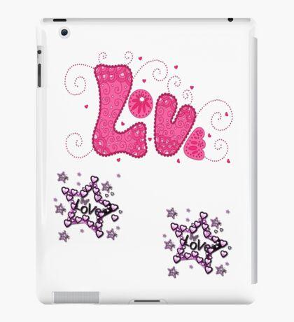 loving geeks designs iPad Case/Skin
