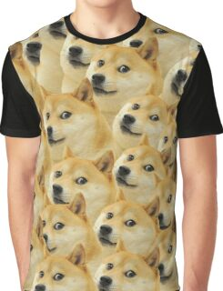 such doge Graphic T-Shirt
