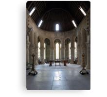 St Conans Kirk High Altar Canvas Print